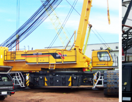 REPAIR AND PREVENTIVE MAINTENANCE IN INDUSTRIAL, ROAD AND CRANE MACHINERY